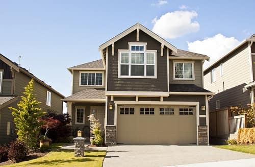 wooden garage doors burnaby