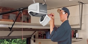 garage door opener repair - in White Rock, bc
