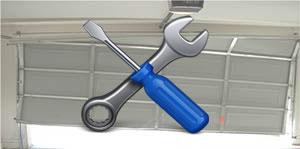 garage door and overhead repair in Edmonton